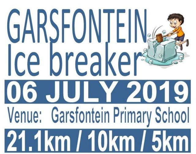 "Garsfontein ""Ice Breaker"""