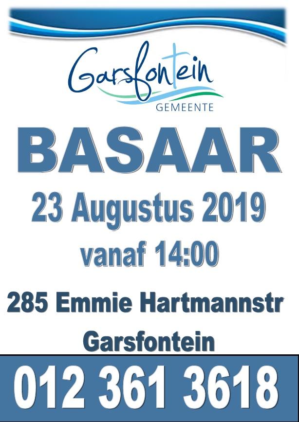 Basaar - 23 Augustus 2019