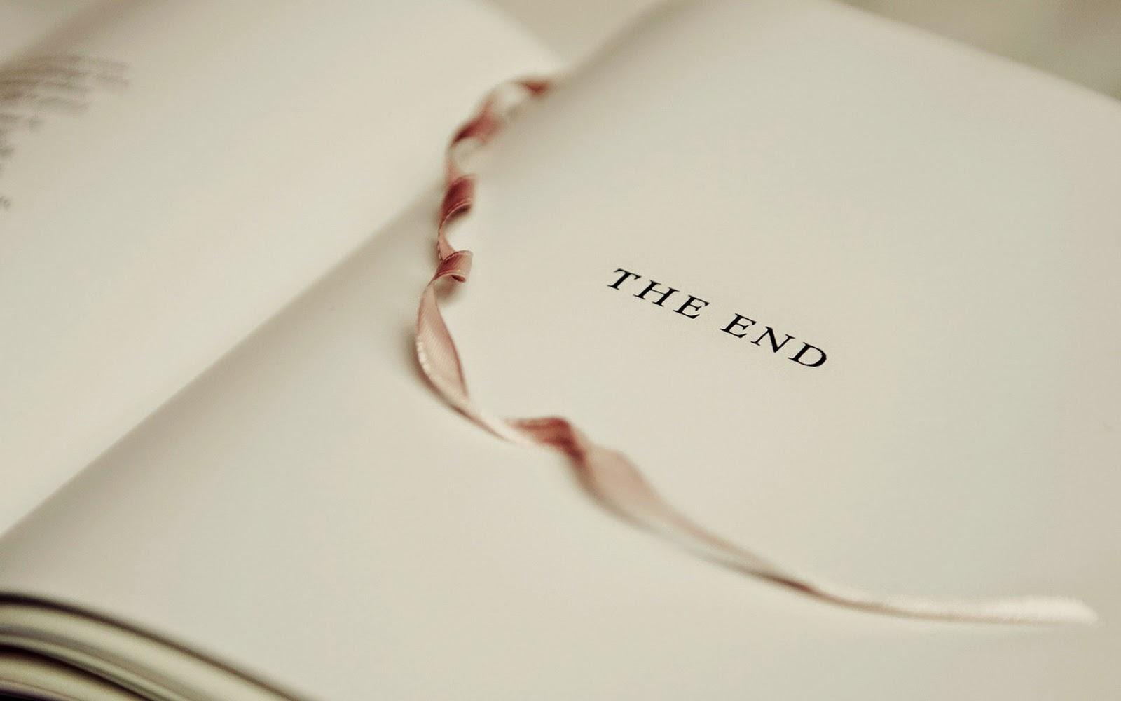 God ken die einde van die storie!