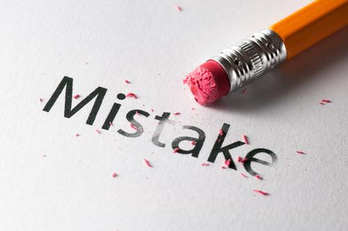 God gebruik selfs die foute wat ek begaan het....